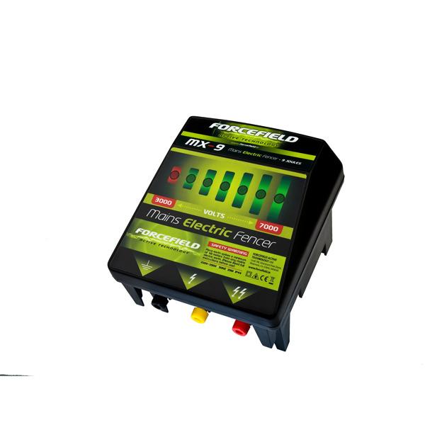 MX-9 Mains Energiser