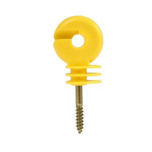 Yellow Ring Insulator (bag of 25)
