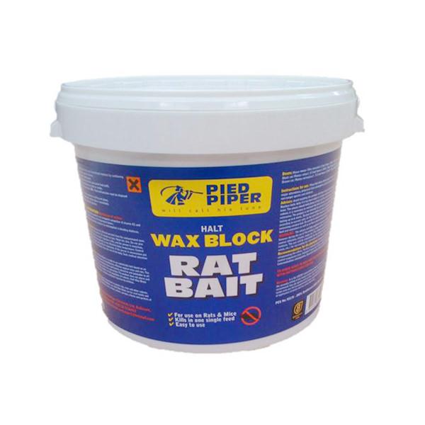 Rat Bait - Wax Block 300g