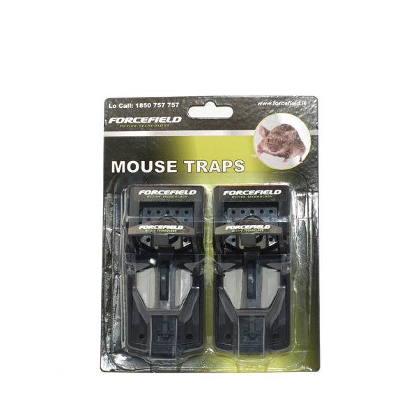 Mouse Snap Trap (2 Pk)