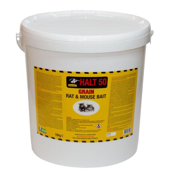 Rat Bait - Loose Grain 10Kg