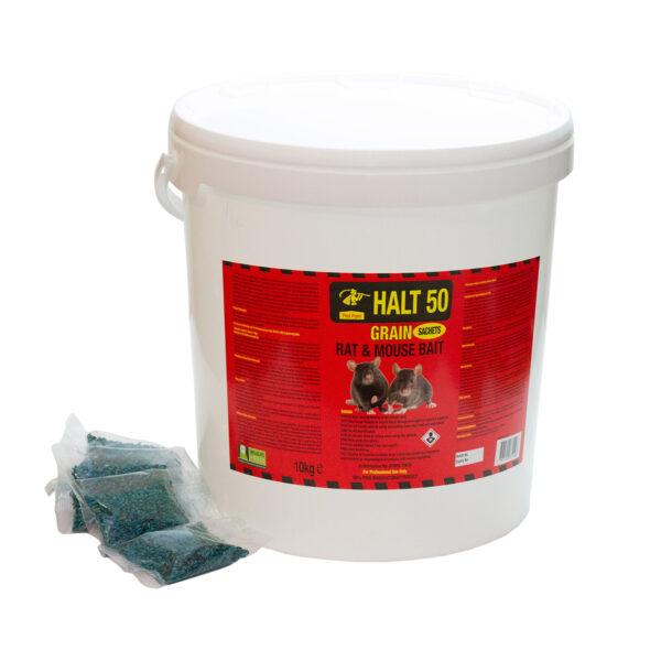 Rat Bait - Grain in Sachets 10kg