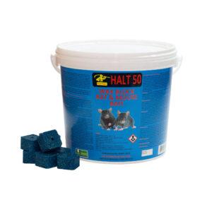 Rat Bait - Wax Block 2.5Kg