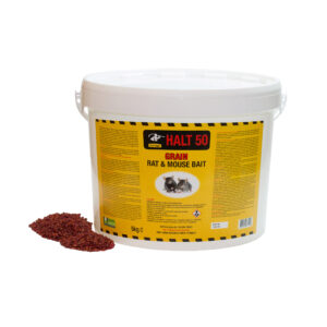 Rat Bait - Loose Grain 5Kg