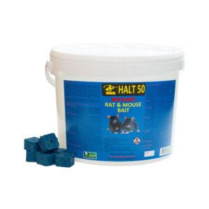 Rat Bait - Wax Block 5Kg