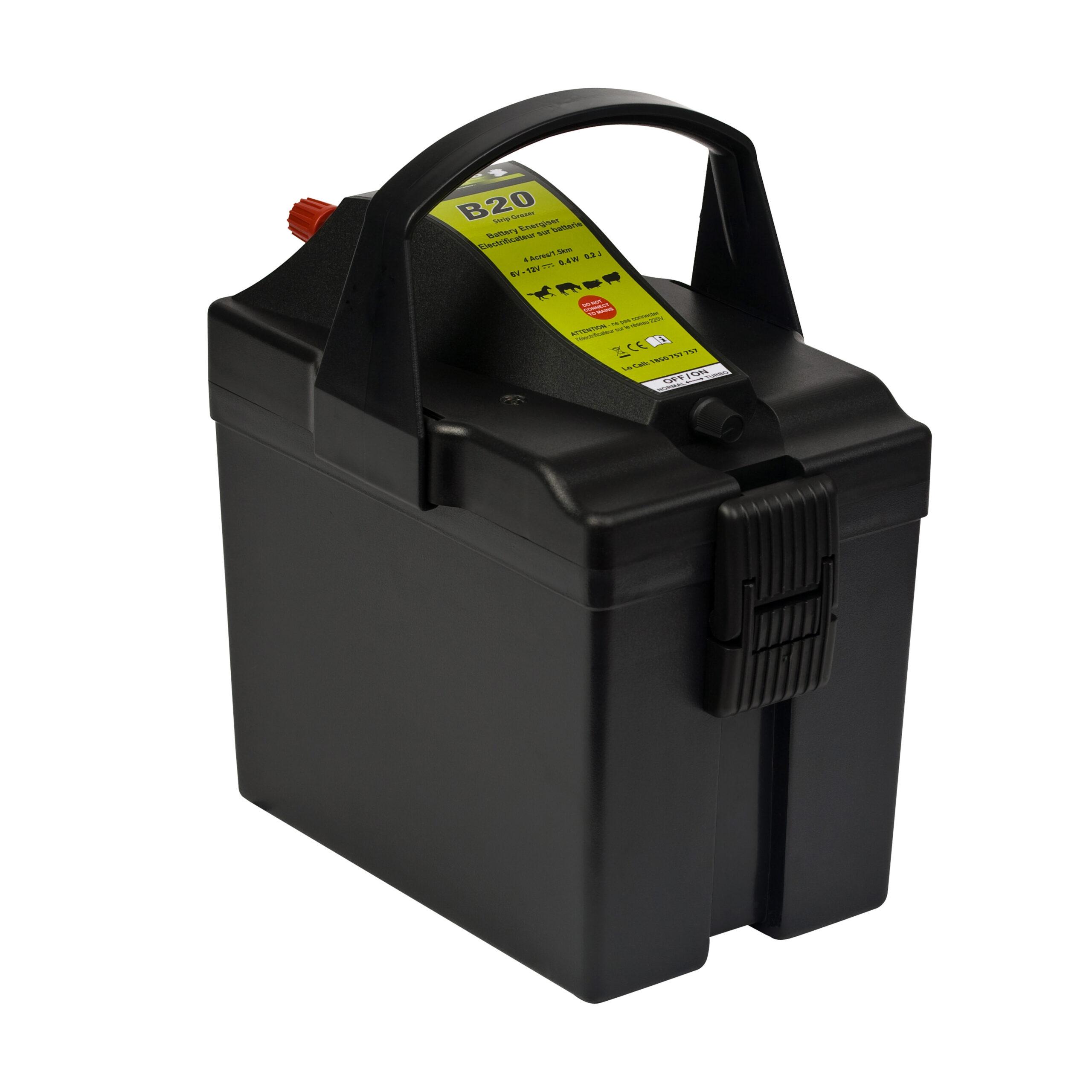 B20 Battery Energiser