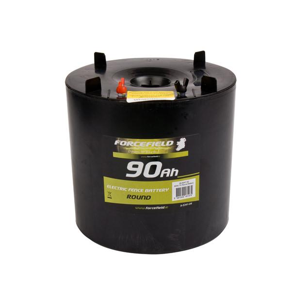 Round 90AH Saline Battery