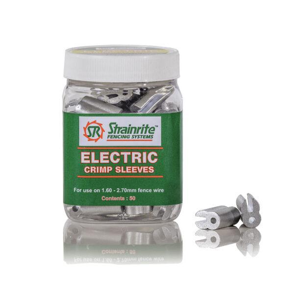 Electric Fencing Crimp (Pottle 50)