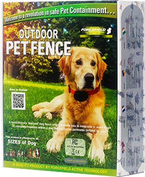 Outdoor Pet Fence