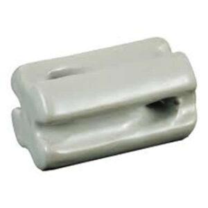 Porcelain Bull Nose Insulator (10 pk)